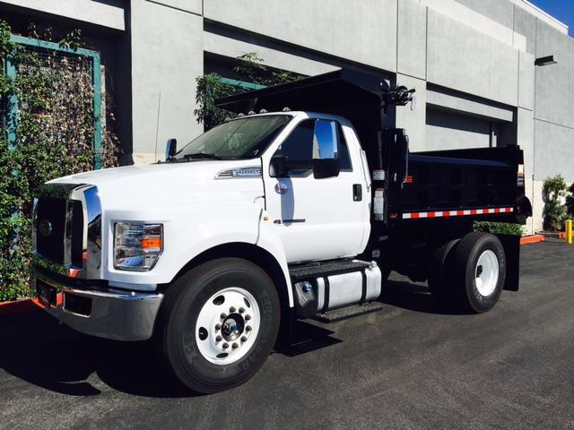 2017 F-650 Regular Cab, Rugby Dump Body #H2625 - photo 5