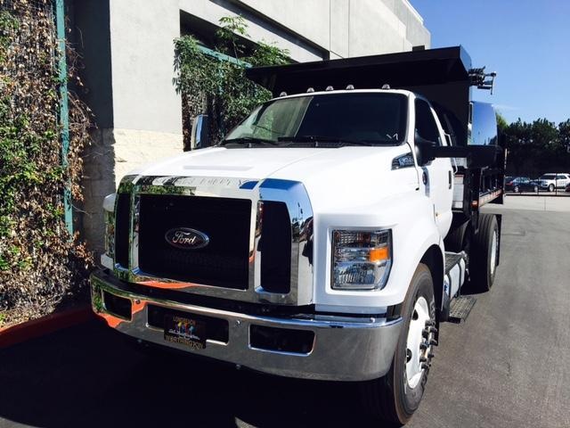 2017 F-650 Regular Cab, Rugby Dump Body #H2625 - photo 6