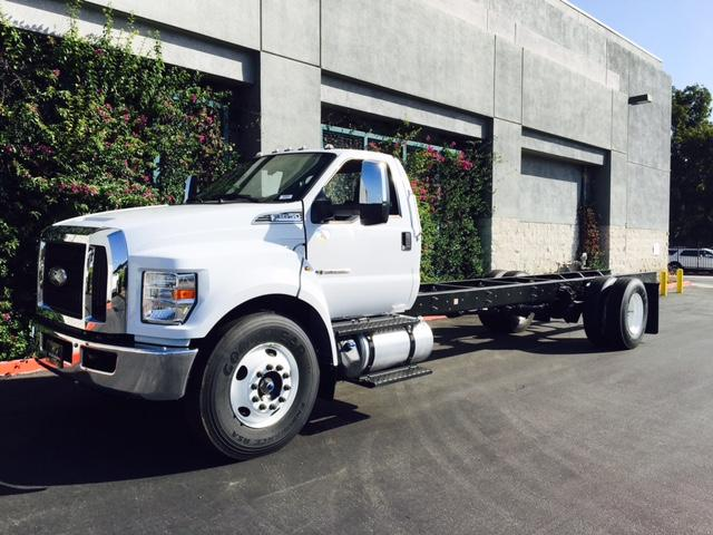 2017 F-650 Regular Cab Cab Chassis #H2660 - photo 3