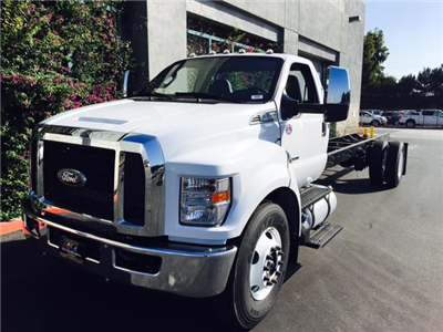 2017 F-650 Regular Cab Cab Chassis #H2662 - photo 4
