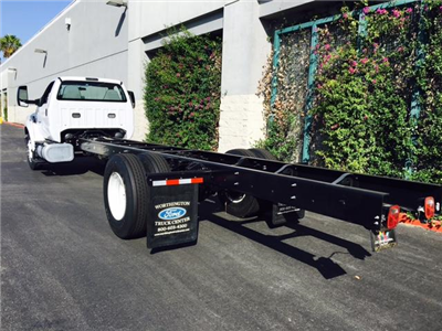 2017 F-650 Regular Cab Cab Chassis #H2662 - photo 2