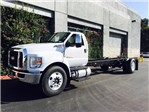 2017 F-650 Regular Cab Cab Chassis #H2662 - photo 3