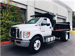 2017 F-750 Regular Cab, Rugby Contractor Dump Body Dump Body #H2678 - photo 4