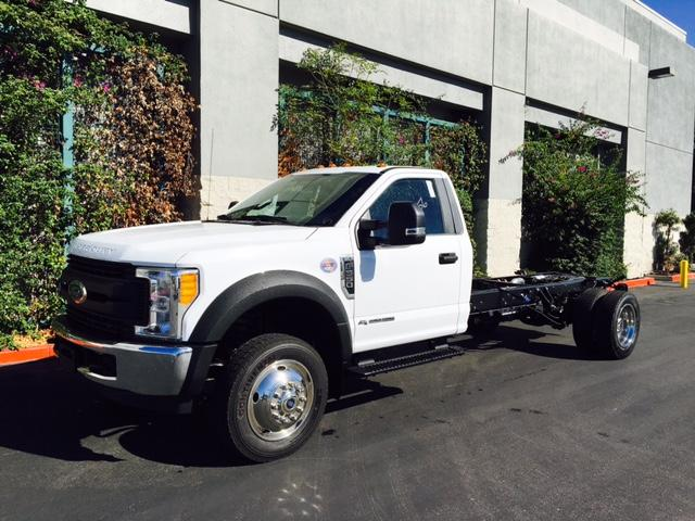 2017 F-550 Regular Cab DRW Cab Chassis #H2838 - photo 3
