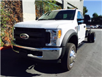 2017 F-550 Regular Cab DRW Cab Chassis #H2838 - photo 4