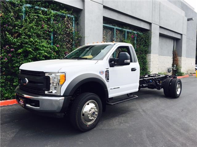 2017 F-550 Regular Cab DRW, Cab Chassis #H2866 - photo 3