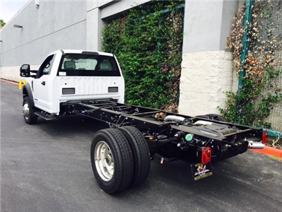 2017 F-550 Regular Cab DRW, Cab Chassis #H2866 - photo 2