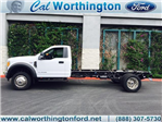 2017 F-550 Regular Cab DRW, Cab Chassis #H2866 - photo 1