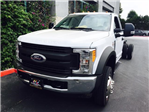 2017 F-550 Regular Cab DRW, Cab Chassis #H2866 - photo 4