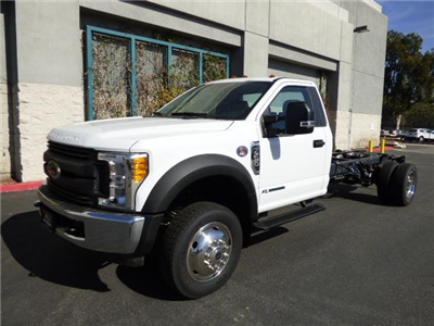 2017 F-550 Regular Cab DRW, Cab Chassis #H2878 - photo 3
