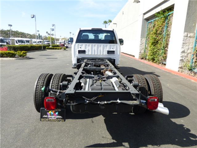 2017 F-550 Regular Cab DRW, Cab Chassis #H2878 - photo 8