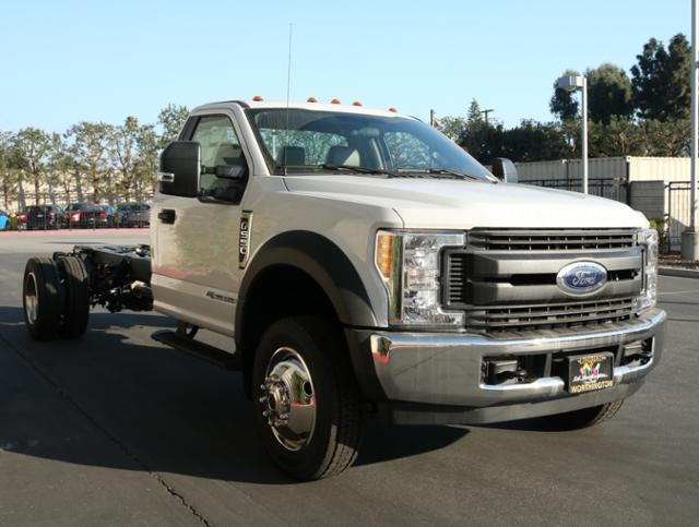 2017 F-550 Regular Cab DRW 4x2,  Cab Chassis #H2881 - photo 5