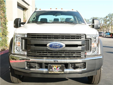 2017 F-550 Regular Cab DRW 4x2,  Cab Chassis #H2881 - photo 4