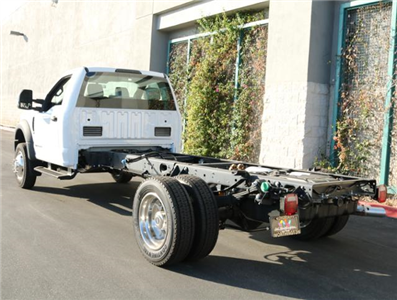 2017 F-550 Regular Cab DRW 4x2,  Cab Chassis #H2881 - photo 2