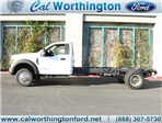 2017 F-550 Regular Cab DRW 4x2,  Cab Chassis #H2881 - photo 1