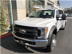 2017 F-550 Regular Cab DRW, Scelzi Crown Service Service Body #H2882 - photo 4