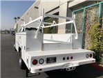 2017 F-550 Regular Cab DRW, Scelzi Crown Service Service Body #H2882 - photo 2