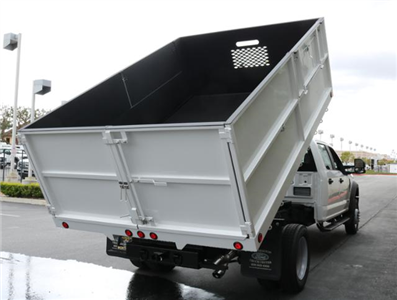 2017 F-550 Crew Cab DRW, Ironside Dump Body #H2960 - photo 5