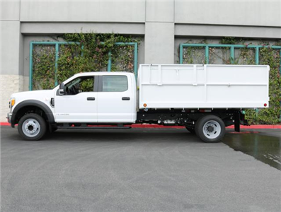2017 F-550 Crew Cab DRW, Ironside Dump Body #H2960 - photo 6