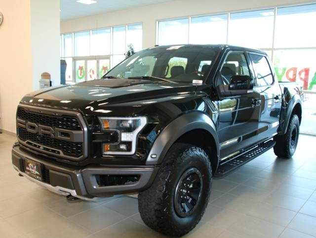2018 F-150 SuperCrew Cab 4x4,  Pickup #J2003 - photo 4