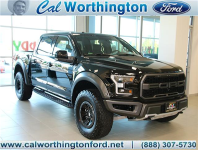 2018 F-150 SuperCrew Cab 4x4,  Pickup #J2003 - photo 1