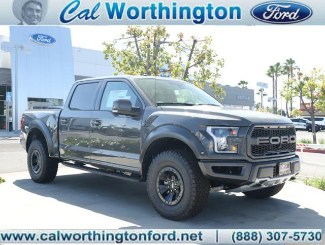 2018 F-150 SuperCrew Cab 4x4, Pickup #J2112 - photo 1