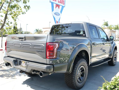 2018 F-150 SuperCrew Cab 4x4, Pickup #J2112 - photo 2