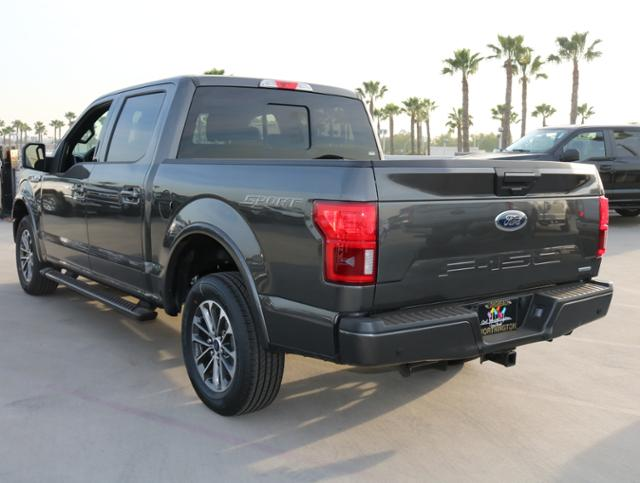 2018 F-150 SuperCrew Cab 4x2,  Pickup #J2127 - photo 6