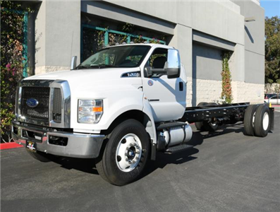 2018 F-650 Regular Cab DRW, Cab Chassis #J2165 - photo 3