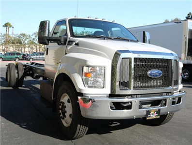 2018 F-650 Regular Cab DRW, Cab Chassis #J2165 - photo 5