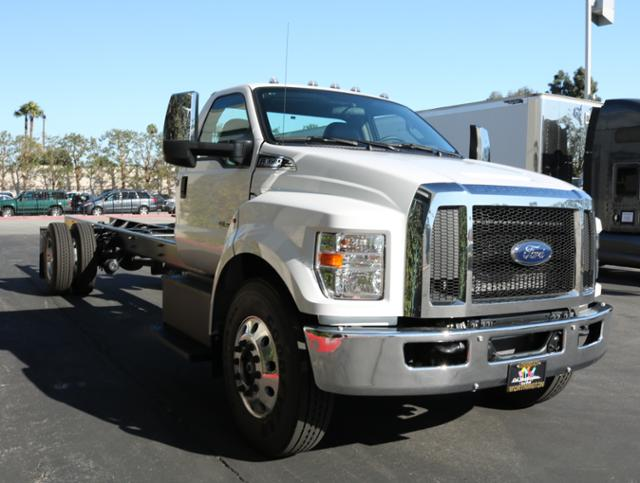 2018 F-650 Regular Cab DRW, Cab Chassis #J2167 - photo 5