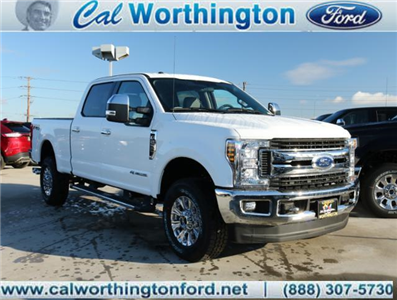 2018 F-250 Crew Cab 4x4, Pickup #J2168 - photo 1