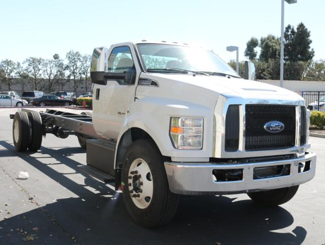2018 F-650 Regular Cab DRW 4x2,  Cab Chassis #J2169 - photo 5