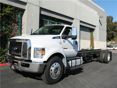 2018 F-650 Regular Cab DRW, Cab Chassis #J2173 - photo 3