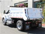 2018 F-650 Regular Cab DRW 4x2,  Rugby Dump Body #J2183 - photo 1
