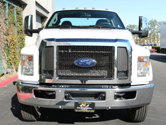 2018 F-650 Regular Cab DRW 4x2,  Cab Chassis #J2184 - photo 4