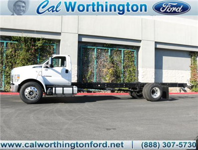 2018 F-650 Regular Cab DRW 4x2,  Cab Chassis #J2184 - photo 1