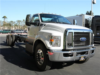 2018 F-650 Regular Cab DRW 4x2,  Cab Chassis #J2184 - photo 5