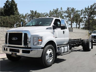 2018 F-650 Super Cab DRW,  Cab Chassis #J2188 - photo 3