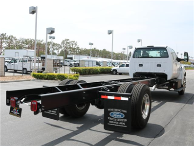 2018 F-650 Super Cab DRW,  Cab Chassis #J2189 - photo 8