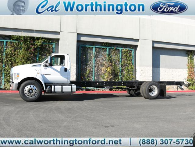 2018 F-650 Regular Cab DRW 4x2,  Cab Chassis #J2216 - photo 1