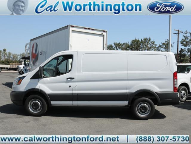 2018 Transit 250 Low Roof, Cargo Van #J2227 - photo 1