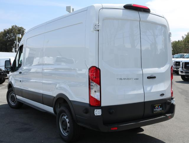 2018 Transit 250 Med Roof 4x2,  Empty Cargo Van #J2256 - photo 7