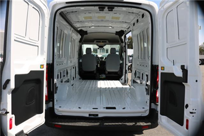 2018 Transit 250 Med Roof 4x2,  Empty Cargo Van #J2256 - photo 2