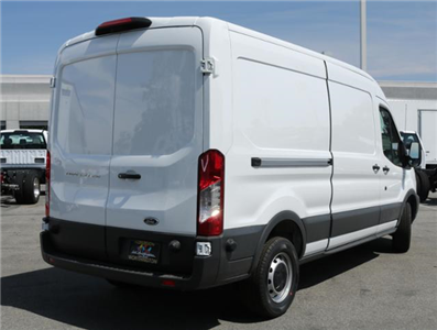 2018 Transit 250 Med Roof 4x2,  Empty Cargo Van #J2256 - photo 3