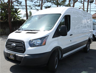 2018 Transit 250 Med Roof 4x2,  Empty Cargo Van #J2256 - photo 9
