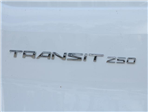 2018 Transit 250 Med Roof 4x2,  Empty Cargo Van #J2256 - photo 6