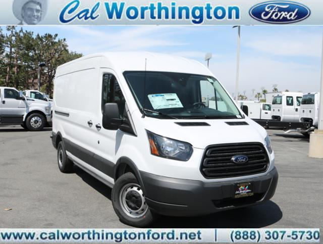 2018 Transit 150 Med Roof, Cargo Van #J2293 - photo 1