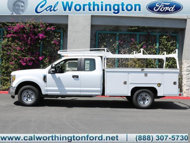 2018 F-350 Super Cab 4x2,  Scelzi Signature Service Body #J2348 - photo 1