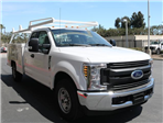 2018 F-350 Super Cab 4x2,  Scelzi Signature Service Body #J2348 - photo 5